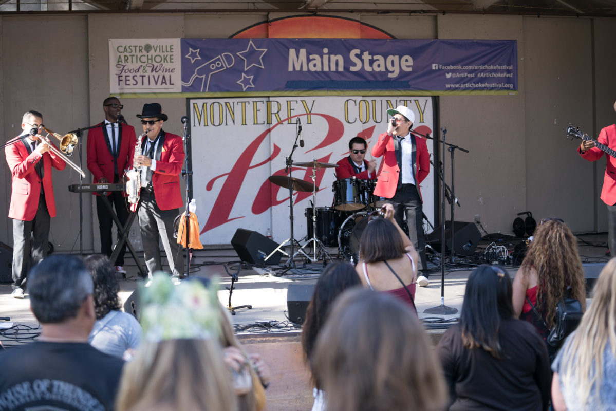 Mag One Productions Videography Artichoke Festival Concert